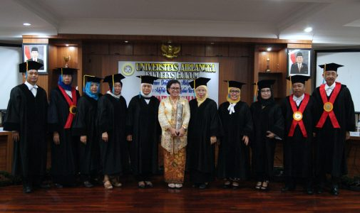 Dr. Enny Narwati, S.H., M.H Doktor Hukum Laut FH UNAIR, The Future of International Law
