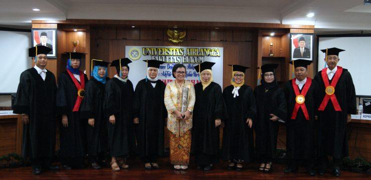 Dr. Enny Narwati, S.H., M.H Doktor Hukum Laut FH UNAIR, The Future of International Law