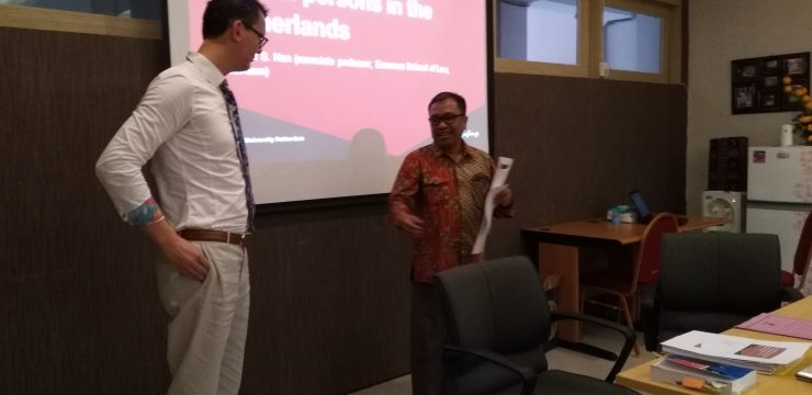 PUBLIC LECTURE Mr. Dr. JOHANNES SIMON NAN- CORPORATE CRIMINAL LIABILITY FOR ORGANIZATIONS AND NATURAL PERSONS IN THE NETHERLAND